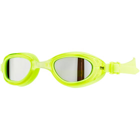 TYR Special Ops 2.0 Goggles Juniors Silver/Yellow